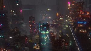 миниатюра скриншота Cloudpunk