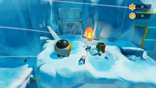 Скриншоты  игры biped