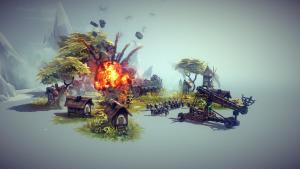 миниатюра скриншота Besiege