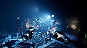 Скриншот A-Tech Cybernetic VR