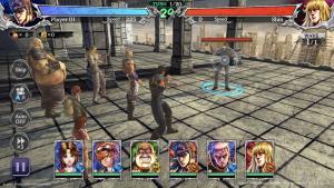 миниатюра скриншота Fist of the North Star: Legends ReVIVE