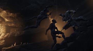 Скриншот Mortal Shell