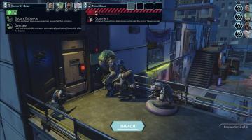 Скриншот XCOM: Chimera Squad