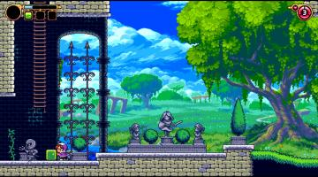 Скриншот Alwa's Legacy