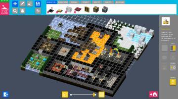 Скриншот BQM - BlockQuest Maker