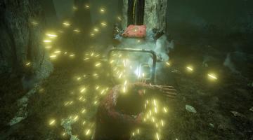 Скриншот Dead by Daylight