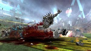 миниатюра скриншота Mutant Football League
