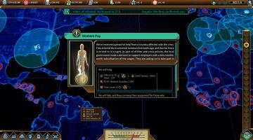 Скриншот COVID: The Outbreak