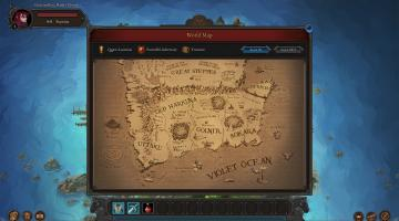 Скриншот Fabled Lands