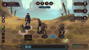 миниатюра скриншота Fabled Lands