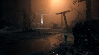 Скриншоты  игры The Medium