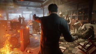 Скриншоты  игры Mafia: The City of Lost Heaven