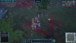 миниатюра скриншота Nordic Warriors