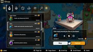 миниатюра скриншота Nexomon: Extinction