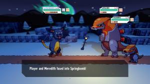 миниатюра скриншота Cassette Beasts