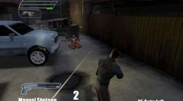 Скриншот Dead to Rights 2: Hell to Pay
