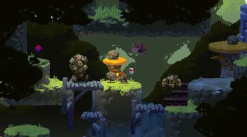Скриншот Aegis Defenders