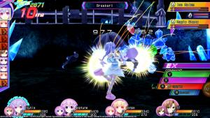 миниатюра скриншота Hyperdimension Neptunia Re;Birth 3: V Generation