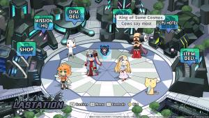 миниатюра скриншота Hyperdevotion Noire: Goddess Black Heart