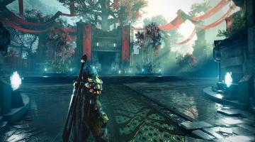 Скриншот Godfall
