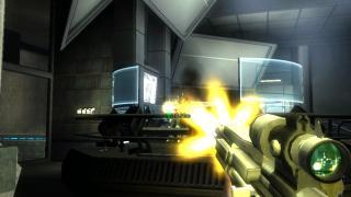 Скриншоты  игры Area 51