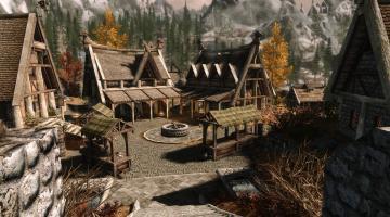 Скриншот The Elder Scrolls 5: Skyrim