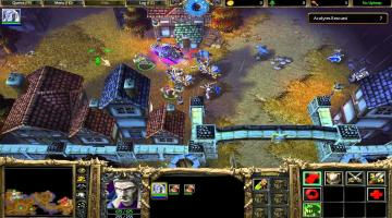 Скриншот Warcraft 3