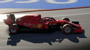 Скриншот F1 2020