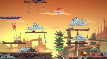 Скриншот Battletoads