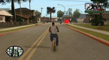Скриншот Grand Theft Auto: San Andreas