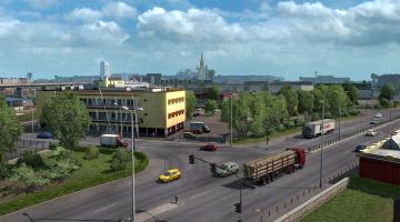 Скриншот Euro Truck Simulator 2