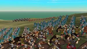 миниатюра скриншота Legion Arena