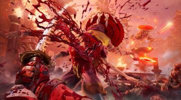 Скриншот Shadow Warrior 3