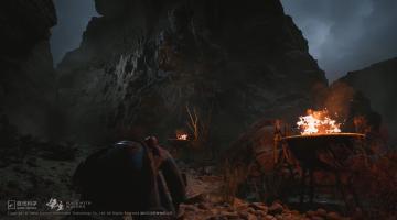 Скриншот Black Myth: Wu Kong