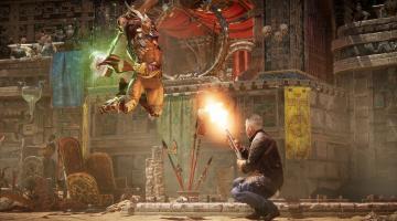 Скриншот Mortal Kombat 11