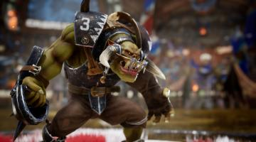 Скриншот Blood Bowl 3
