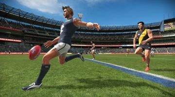 Скриншот AFL Evolution