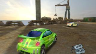 Скриншот Army Racer