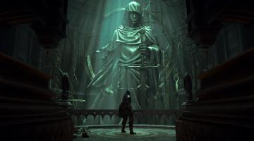 Скриншот Demon's Souls