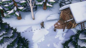 Скриншот Dissident: Frostland Escape