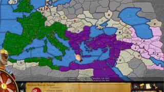 Скриншоты  игры Great Invasions