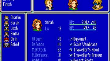 Скриншот 8-Bit Adventures 2