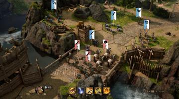 Скриншот King's Bounty 2