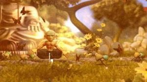 миниатюра скриншота Rag Doll Kung Fu