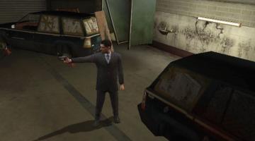 Скриншот The Getaway