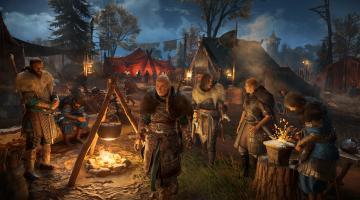 Скриншот Assassin's Creed: Valhalla
