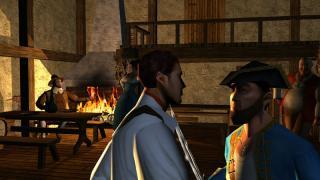 Скриншоты  игры Sea Dogs