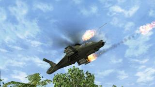 Скриншоты  игры Comanche 4