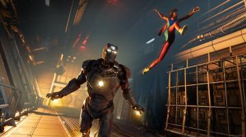 Скриншот Marvel's Avengers