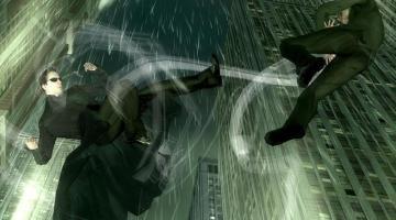 Скриншот Matrix: Path of Neo, the
